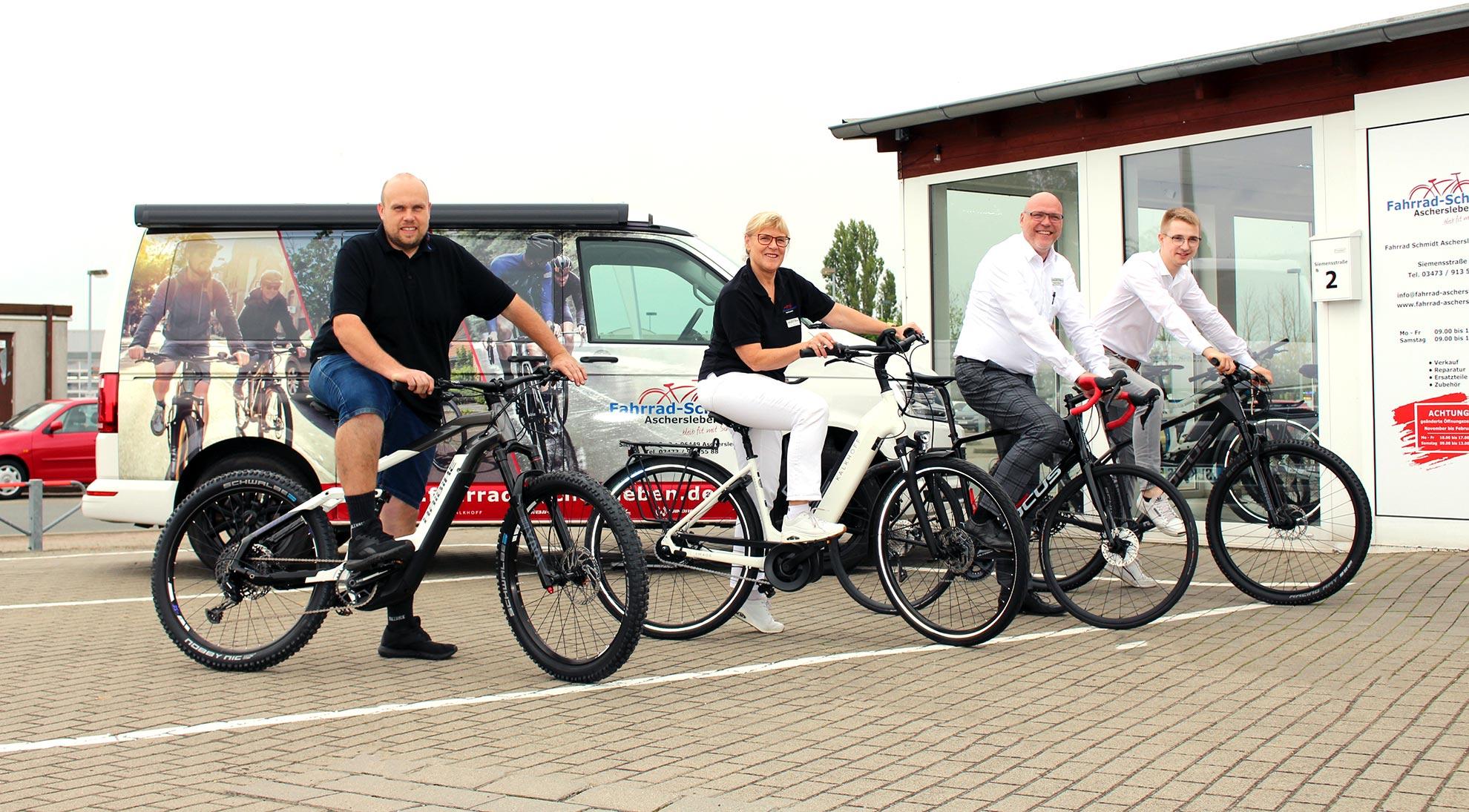 Team Fahrrad Schmidt